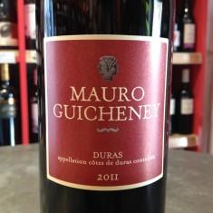 MAURO GUICHENEY Duras Rouge