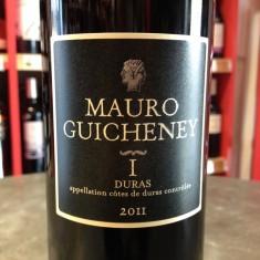 MAURO GUICHENEY ONE Duras Rouge